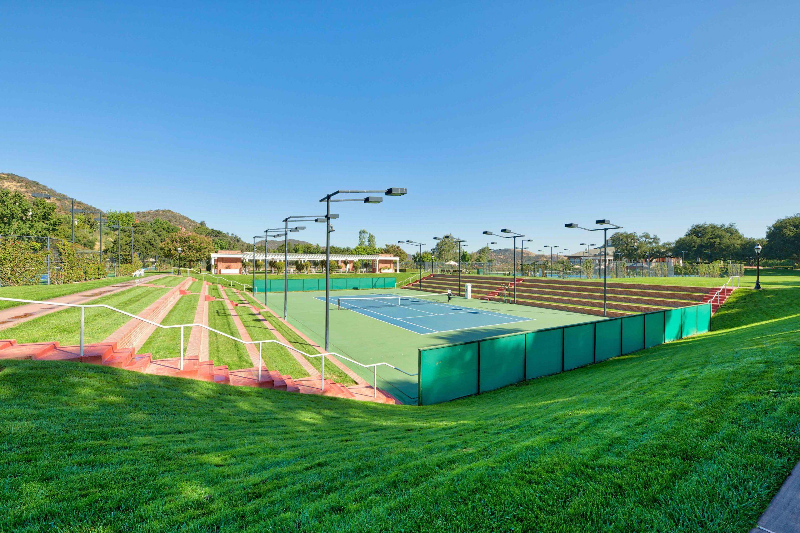 Sports Landscape